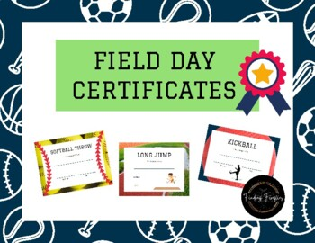 Field Day Awards