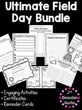 Field Day Bundle