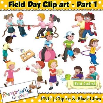 field day clip art by ramonam graphics teachers pay teachers rh teacherspayteachers com field day clipart free vector field day clip art images