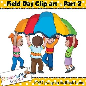 Field Day Clip art