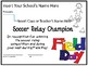 Field Day Editable Award Certificates to Print Out and Use