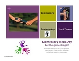 Field Day Games Unit for Elementary School