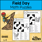 Field Day Math Activities Middle School