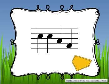 Field Day Melodies - Interactive Practice Game for Notation {do}