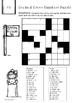 Field Day NO PREP Number Puzzles {Grades 6 to 8}