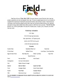 Field Day Parent Letter Example (superhero theme)