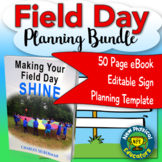 Complete Field Day Planning Set With E-book Planning Guide and Clip Art Set!