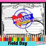 Field Day Activity Poster