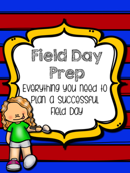 Planning a Field Day