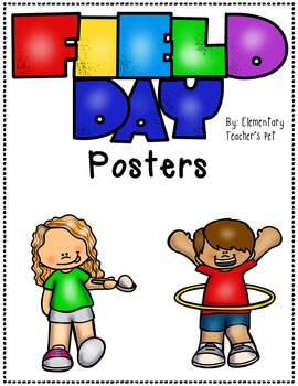 Field Day Signs