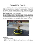 Field Day Water Games and Ideas for Physical Education