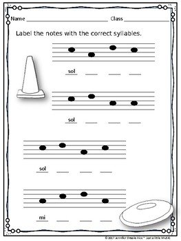 Field Day--Worksheet MEGA pack for practicing rhythm & melodic notation