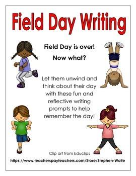 Field Day Writing