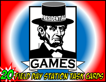 Field Day packet PRESIDENTIAL GAMES
