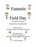 Field Day plan