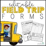 Field Trip Forms
