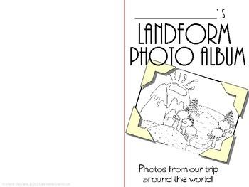 Landforms: Field Trip Around the World: Landform Photo Album