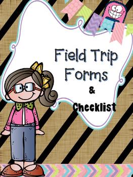 Field Trip Binder Pack