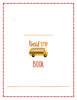 Field Trip Book Cover Page