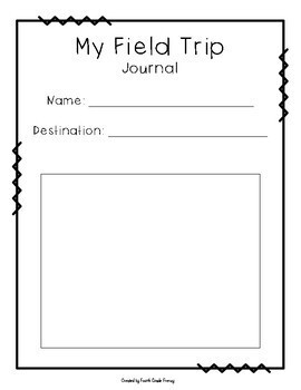 Field Trip Choice Boards