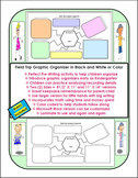 Field Trip Graphic Organizer Packet Review Reinforcement Reteach to Understand
