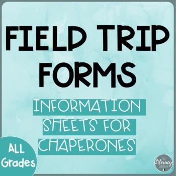 Field Trip Information Sheet