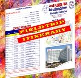 Field Trip Itinerary (Template)