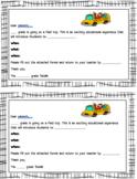Field Trip Letter for Parents