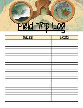 Field Trip Log