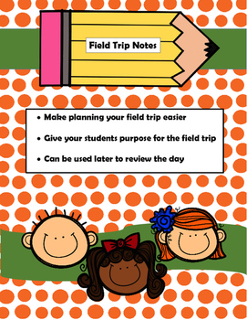 Field Trip Notes