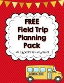 Field Trip Planning Pack