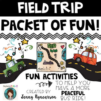 Field Trip Packet of FUN!!!