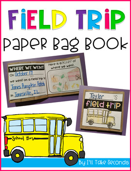 Field Trip Paper Bag Book