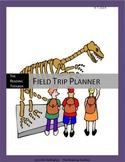 Field Trip Planner Templates  Editable