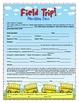 Field Trip Planning Kit (Now Editable!)