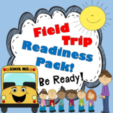 Field Trip Forms Pack!