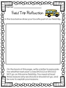 Field Trip Reflection