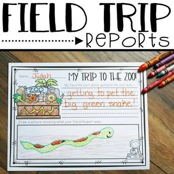 Field Trip Reports