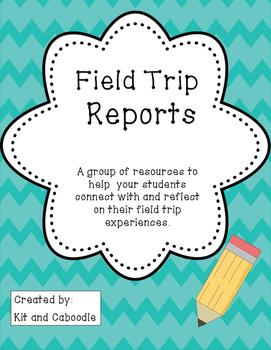 Field Trip Reports Bundle