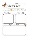 Field Trip Reports to Draw