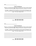Field Trip Review Activity