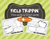 Field Trip Writing Activities
