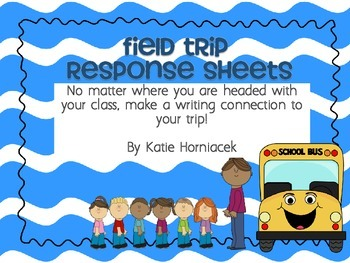 Field Trip Writing *Freebie*