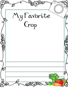 Farm Themed Memory Book