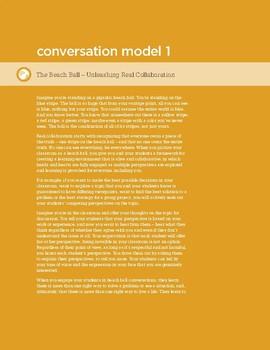 Fierce Conversations 1: The Beach Ball (Team)