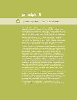 Fierce Conversations Principle 6