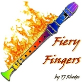 Fiery Fingers - Recorder Karate Fingering Chart Playalong
