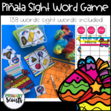 Piñata Sight Word Game, K-1