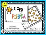 Fiesta (Cinco de Mayo) - Adapted 'I Spy' Easy Interactive