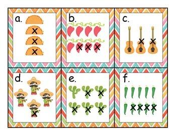 Fiesta Cinco de Mayo Math and Read the Room